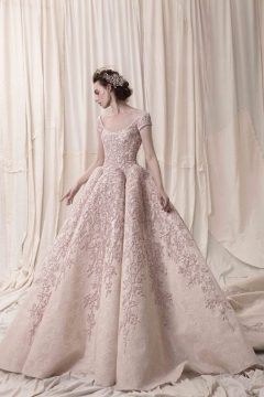 5 Xu Hướng Váy Cưới Ấn Tượng Năm 2019