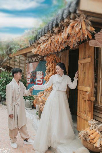 Album Chụp hình cưới phim trường
