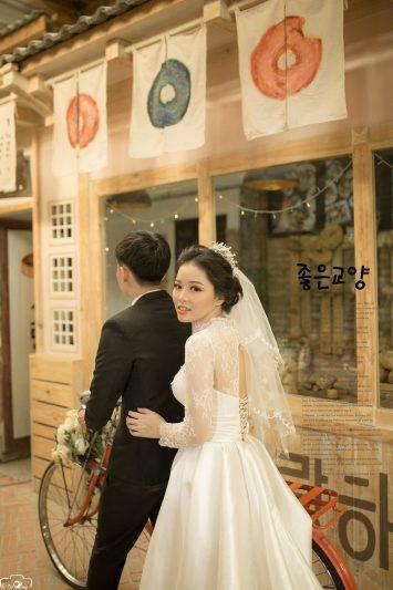 Album Chụp hình cưới phim trường HCM