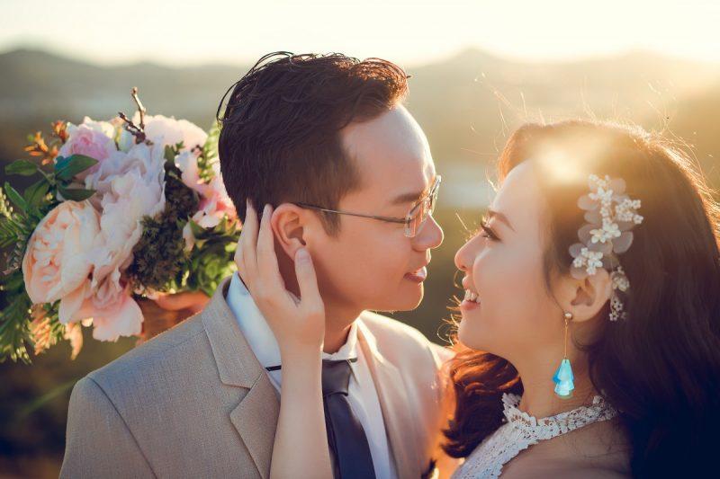 Album ảnh cưới tại Đà Lạt