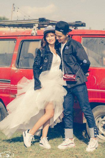 Chụp hình cưới phim trường đẹp