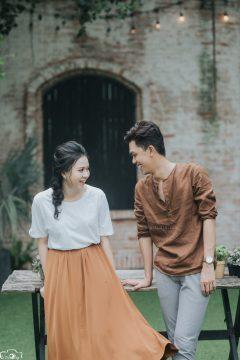 Album Hình Cưới Phim Trường Endee Của Cặp Đôi Trang & Giang