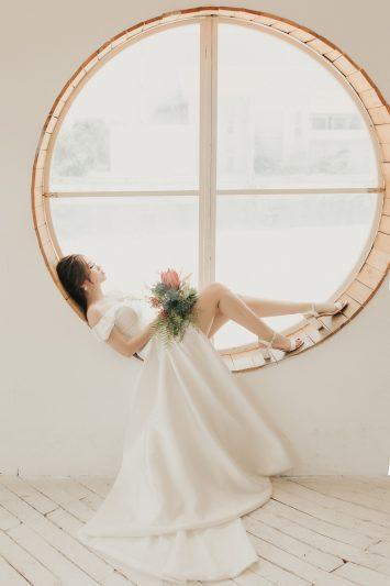 Chụp hình cưới phim trường Endee Garden