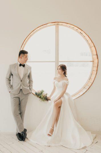 Chụp ảnh cưới phim trường Endee Garden