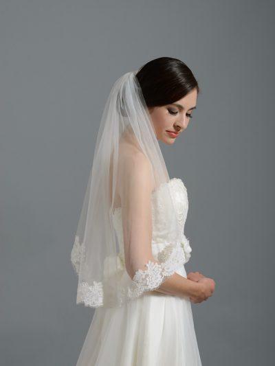 Khăn trùm đầu cô dâu
