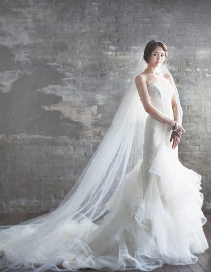 Khăn voan cô dâu đẹp